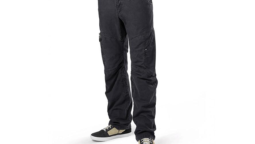 Мото джинсы мужские