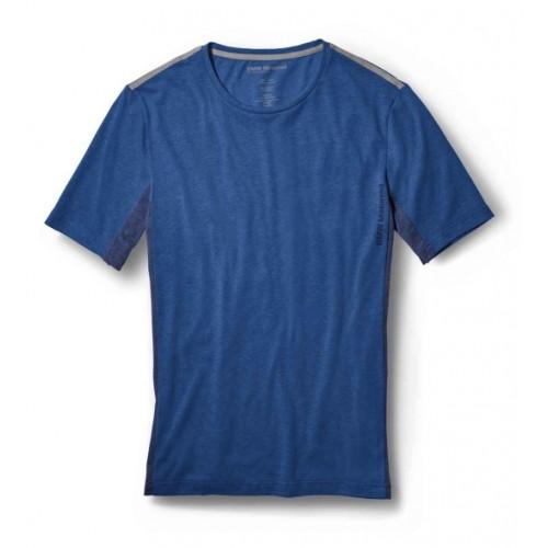 Футблока Ride, синяя мужская