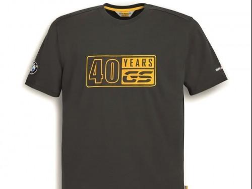 Футболка 40 років GS