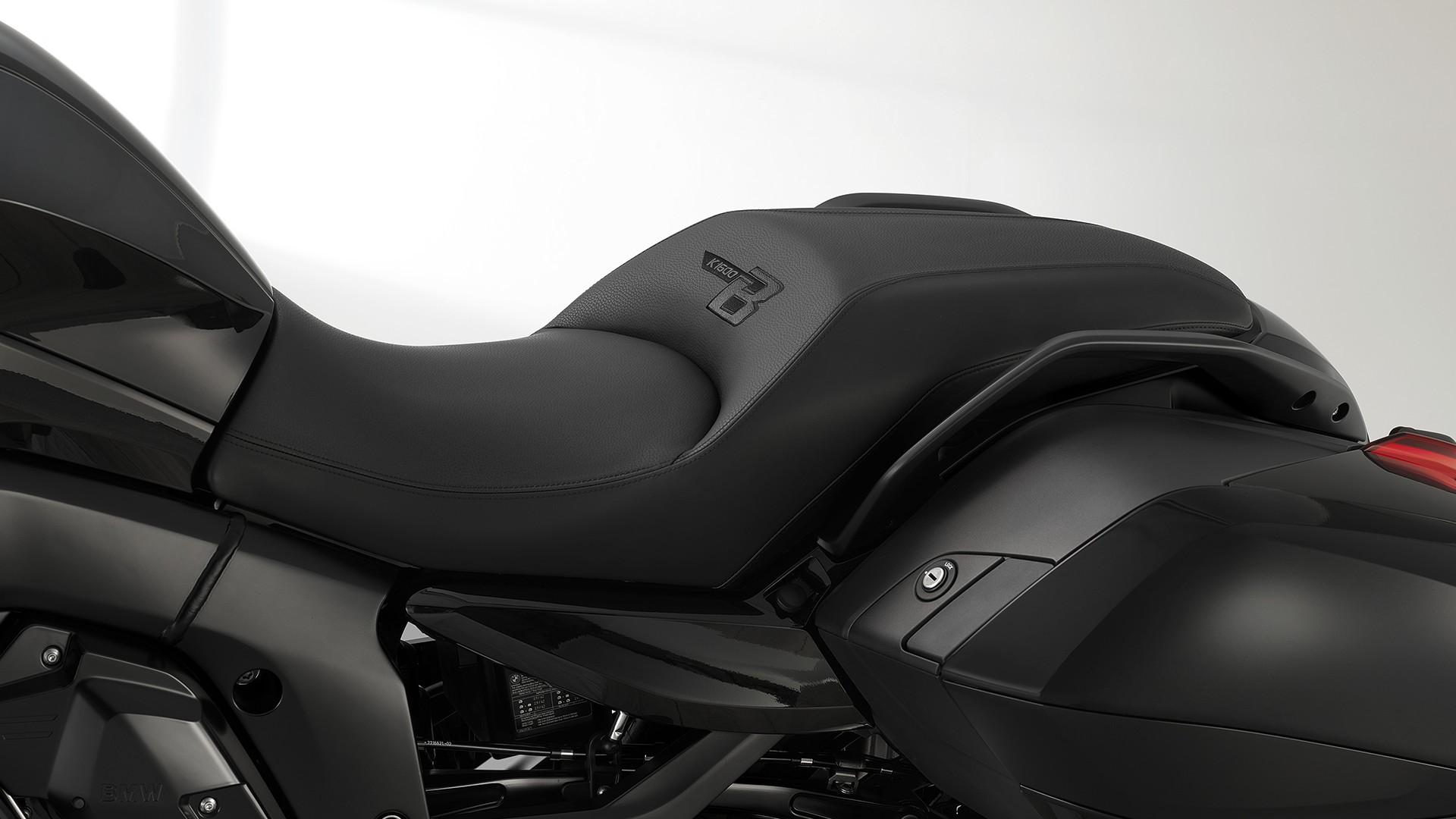 Низкое сиденье для большего комфорта.
