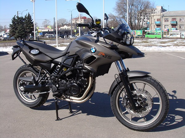 Новый раздел на сайте – «Мотоциклы»