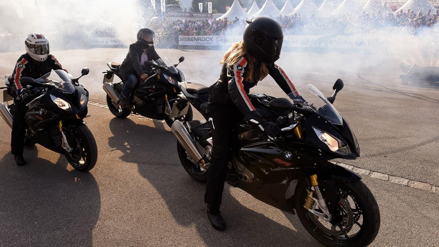 Гармиш-Партенкирхен принимает 17-й BMW Motorrad Days
