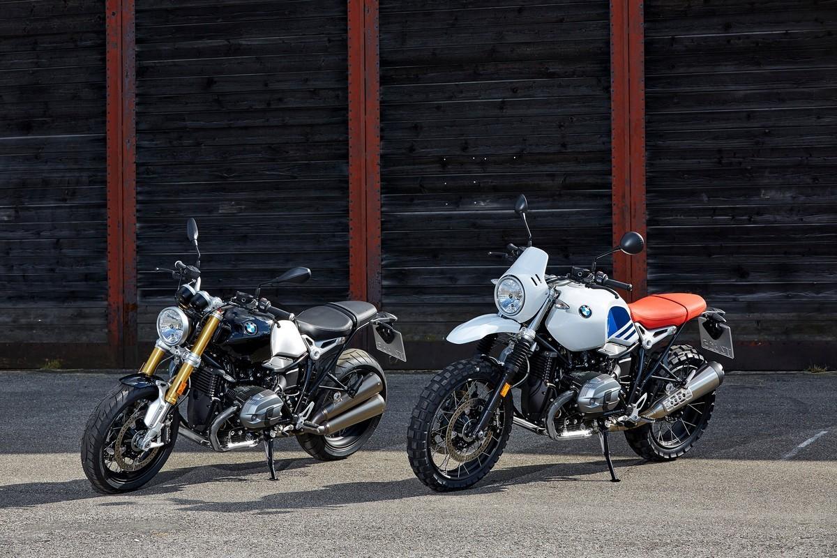 Совершенный BMW R nineT и R nineT Urban G/S