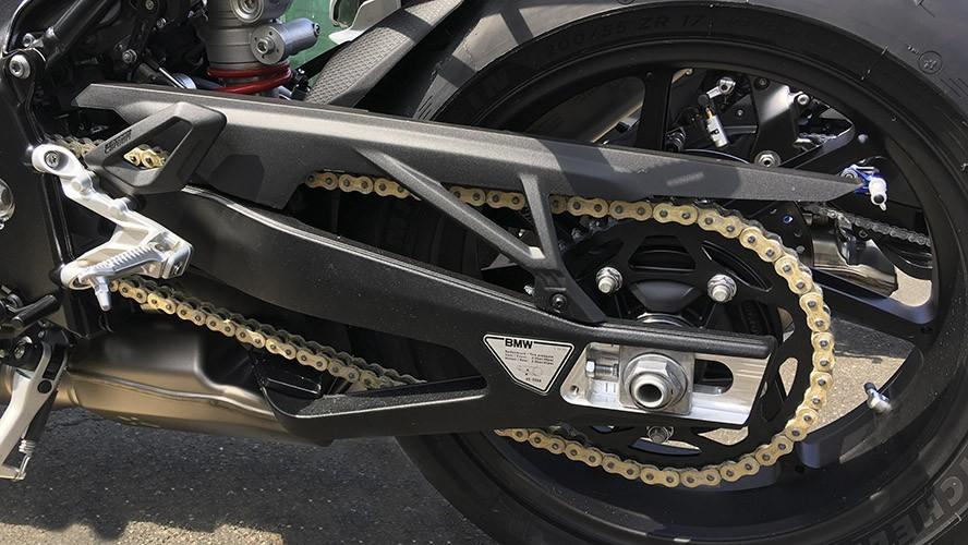 Новий ланцюг M Endurance від BMW Motorrad