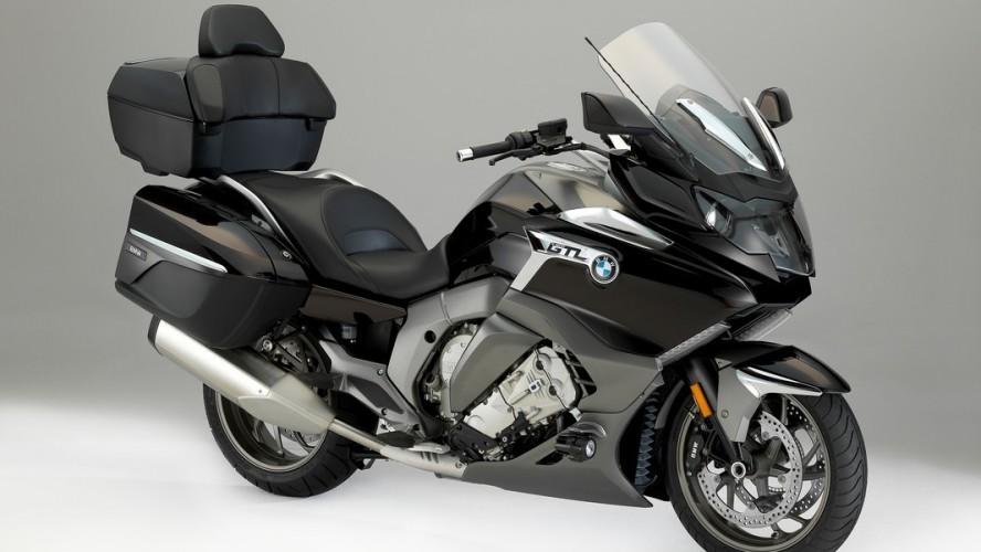 Новый концепт элегантного BMW K 1600 GTL