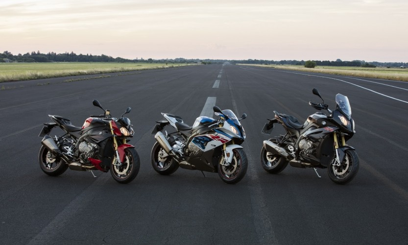 Новые S 1000 RR, S 1000 R и S 1000 XR