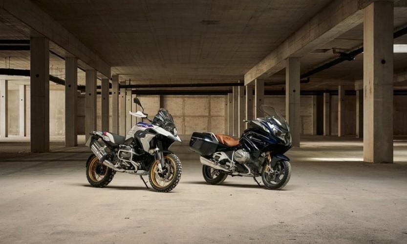 Новый BMW R 1250 GS и R 1250 RT – увлекательное путешествие с новой мощностью двигателя