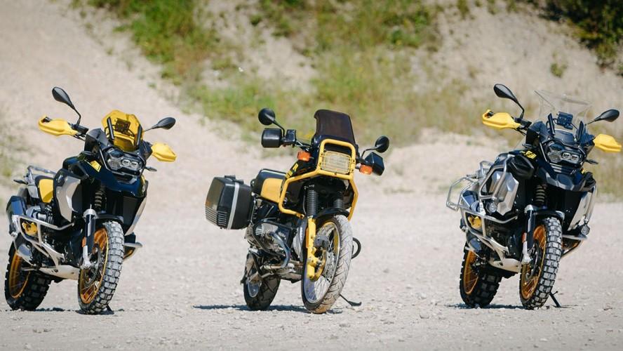 Ще більше подорожей, ще більше задоволення. Нові R 1250 GS, R 1250 GS ADVENTURE від BMW Motorrad.